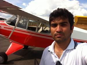 Voo Panoramico De Aviao Com Maicon Rissi