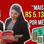 Como Ganhar Dinheiro Na Internet Honestamente? 2 Maneiras Pra Ganhar Mais de R$ 5.137,00 Por Mês!