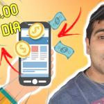 Como Ganhar R$ 133,00 Todo Dia Instalando Esse Aplicativo no Seu Celular ou Computador ou Tablet | Ganhe Dinheiro Navegando