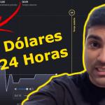 Como Ganhar 100 Dólares Por Dia | Um Jeito Eficaz de Ganhar Dinheiro Online