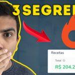 """3 Segredos Dos TOP Afiliados Pra Vender Muito Na Internet – Estratégias """"Secretas"""""""