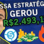 Revelado! Como Ganhei R$ 2.493,17 Com Essa Estratégia Dos TOP Afiliados (Hotmart e Monetizze)