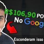 Como Ganhar Dinheiro No Google (R$ 106,90 Todos Os Dias Como Afiliado – Hotmart e Monetizze)