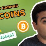 Bitcoin: Como Ganhar Bitcoins? Vale a Pena Investir Em Cryptomoedas (Moedas Digitais e Virtuais)?