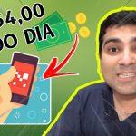 Qual o Melhor Aplicativo Pra Ganhar Dinheiro na Internet? Como Lucrar Online Usando Um Celular e App?