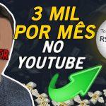 Como Ganhar Dinheiro No Youtube Passo a Passo Sem Aparecer Como Afiliado | Hotmart e Monetizze