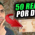 Como Ganhar Dinheiro Na Internet Sem Vender Nada e Usando Um Celular ou Computador: 50 Reais Por Dia